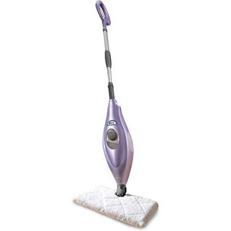 Shark Steam Pocket Mop S3501 Hard Floor Cleaner, Regular, Purple