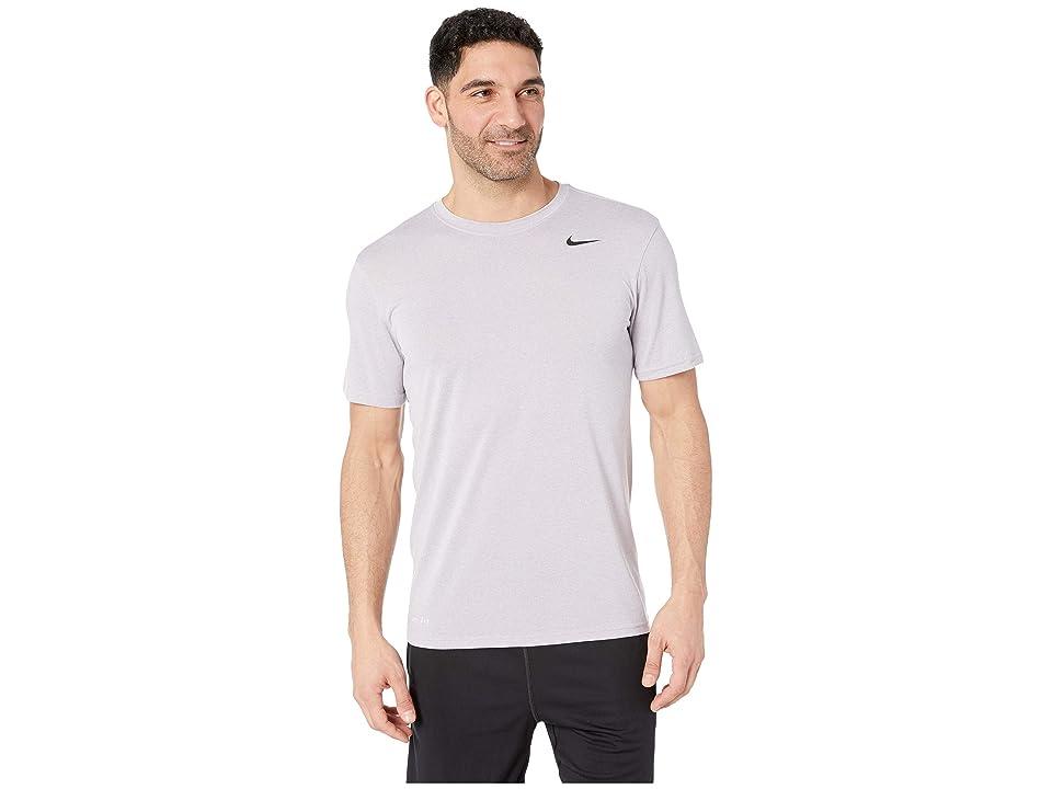Nike Legend 2.0 Short Sleeve Tee (Pink Foam/Pale Pink/Black) Men