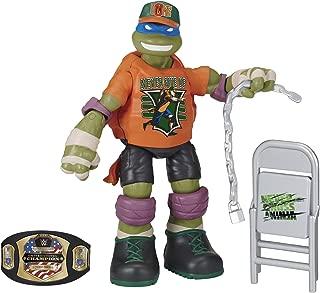 Teenage Mutant Ninja Turtles Ninja Super Stars: Leonardo as John Cena Figure