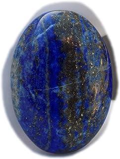 The Best Jewellery Lapis Lazuli cabochon, 36Ct Lapis Lazuli Gemstone, Oval Shape Cabochon For Jewelry Making (28x20x6mm) S...