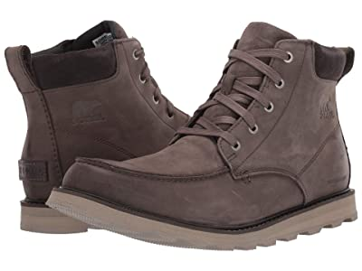SOREL Madson Moc Toe Waterproof (Major/Buffalo) Men