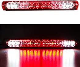 for 1997-2003 Ford F150 LED 3rd Third Brake Light High Mount Lamp Cargo Tail Light (Red)