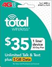 Best total wireless phone cards Reviews