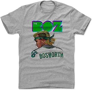 500 LEVEL Brian Bosworth Shirt - Vintage Seattle Football Men's Apparel - Brian Bosworth Neon