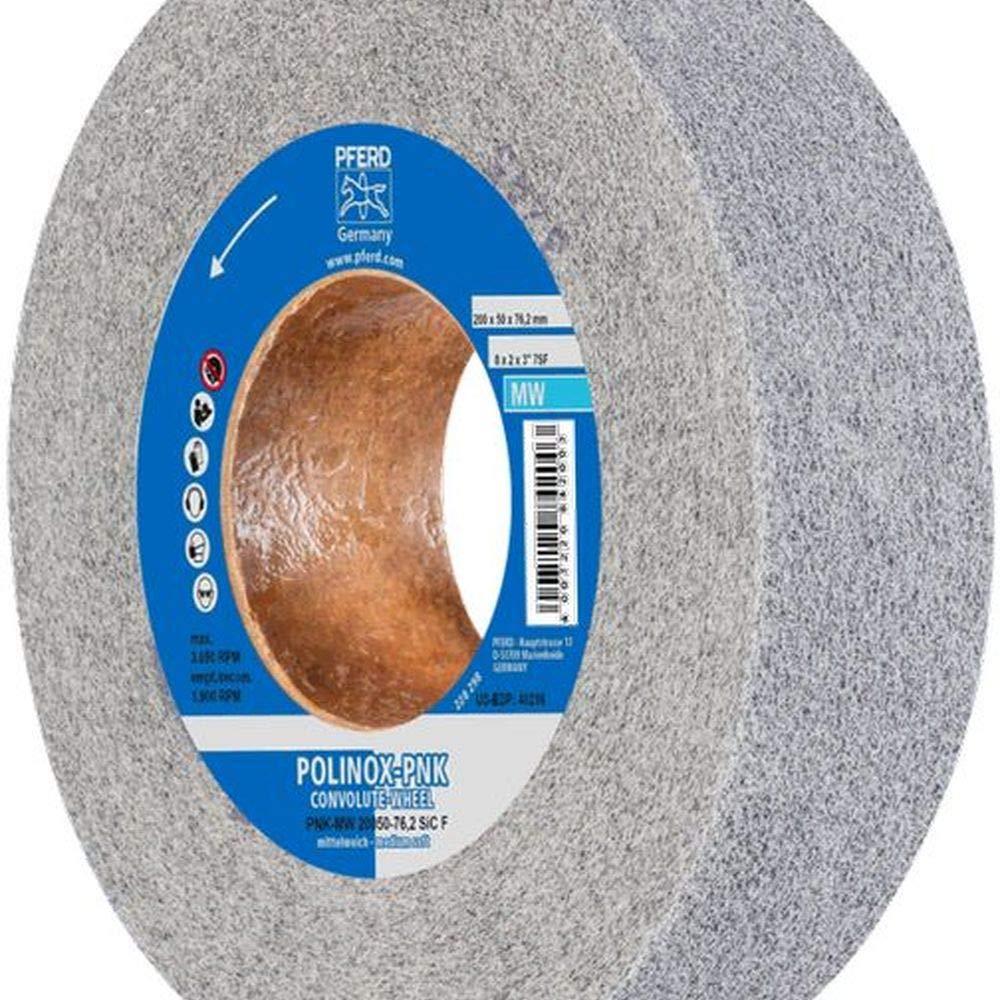 PFERD 48216 POLINOX PNK Non-Woven Sili Wheel Bombing free shipping Free shipping Abrasive Convolute