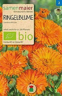 Samen Maier 724 Ringelblume orange Bio-Ringelblumensamen