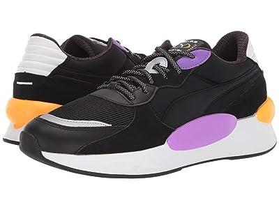 PUMA RS 9.8 Gravity (Puma Black/Purple Glimmer) Men