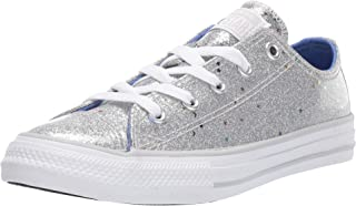 Converse Kids' Chuck Taylor All Star Galaxy Glimmer Sneaker