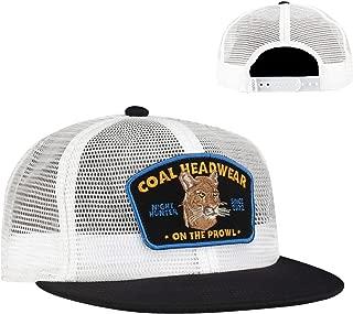 Coal Men's The Everson Low Profile Mesh Trucker Cap, One Size
