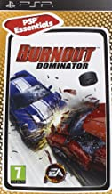 Electronic Arts Burnout Dominator, Essentials, PSP - Juego (Essentials, PSP, PlayStation Portable (PSP), Racing, E (para t...
