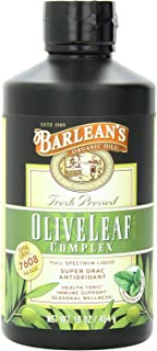 Olive Leaf Complex Peppermint - 16 oz. (Pack of 2)