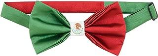 Mexican Flag Men's Bow Tie Mexico Patriotic BOWTIE