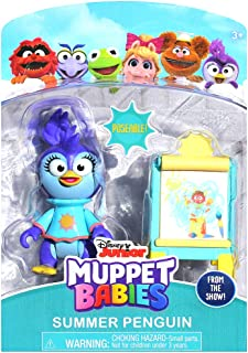 Summer Penguin Muppet Babies Poseable Action Figure 2.5
