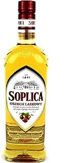 6 Flasche Soplica Haselnuss Orzech Laskowy/Likör aus Polen a 0,5L Alkoholgehalt 30% Vol.