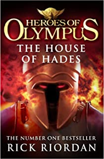 The House of Hades Heroes of Olympus by Rick Riordan - Paperback