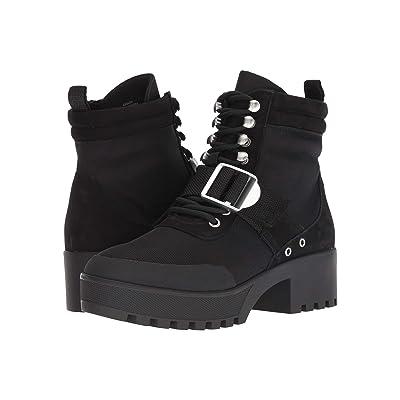 Steve Madden Grady Hiker Boot (Black Multi) Women