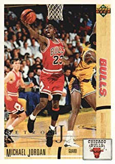 91 92 upper deck michael jordan