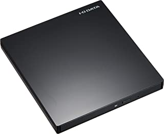 I-O DATA Windowsタブレット向けポータブルDVDドライブ/USB 3.0に対応 DVRP-UT8TBK