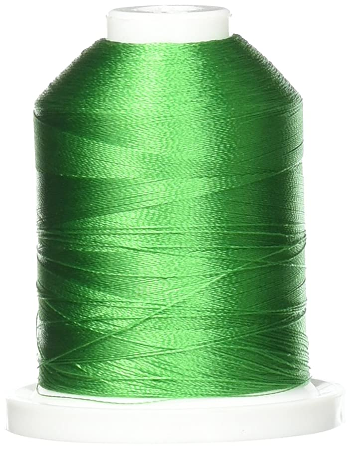 Robison-Anton Rayon Super Strength Thread, 1100-Yard, Vibrant Green