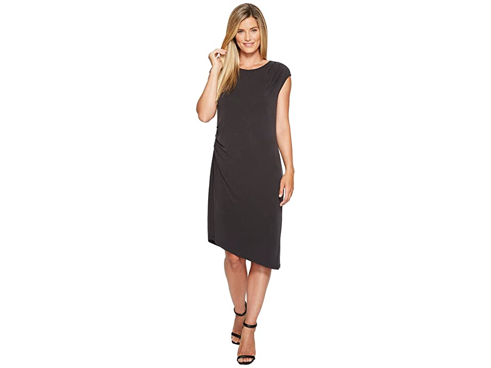 NIC+ZOE Cloud Nine Dress (Washed Black) Women