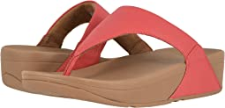 Lulu Leather Toe Post Sandal