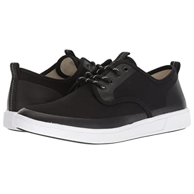Steve Madden Fayette (Black Fabric) Men