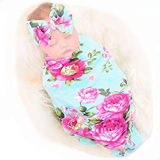7d0398b9ed32 Amazon.com  Cotton - Blankets   Swaddling   Baby Bedding  Baby Products