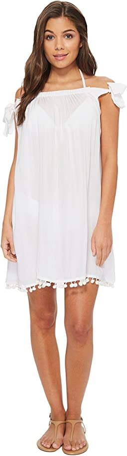 Gypset Off the Shoulder Dress Cover-Up
