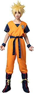CosFantasy Unisex Cosplay Son Goku Turtle SenRu Costume mp002565