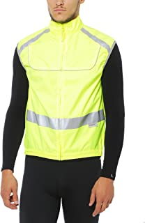 Ultrasport Reflectante de Seguridad Chaleco, Hombre