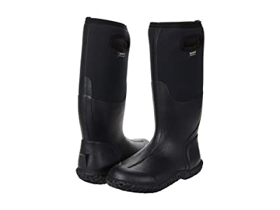 Bogs Mesa Solid (Black) Women