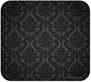 HandStands 13634 Mouse Pad, 9 Inches by 8 Inches, Damask Pattern