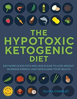 Sponsored Ad - The Hypotoxic Ketogenic Diet: Eat More Good Fats and Less Sugar to Lose Weight, Increase Energy, and Safegu...