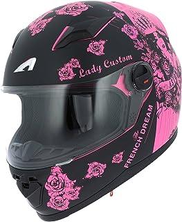 Amazonfr Casque Moto Femme