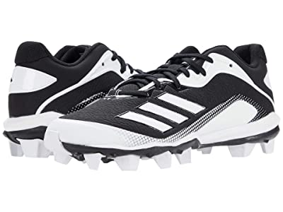 adidas Icon 6 Mid (Core Black/Footwear White/Footwear White) Men