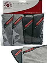 CREMA PRO Barista Micro Cloth 4 Pack - Make The Perfect Coffee or Espresso - Coffee Accessories - Easy & Quick Clean Up