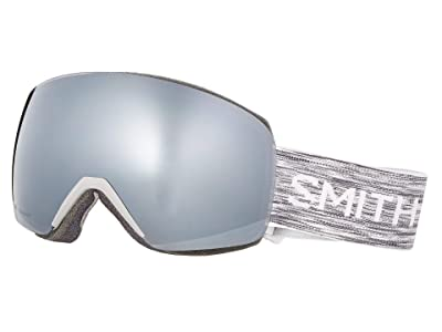 Smith Optics Skyline Goggle (Cloudgrey/Chromapop Sun Platinum Mirror/Extra Lens Not Included) Snow Goggles