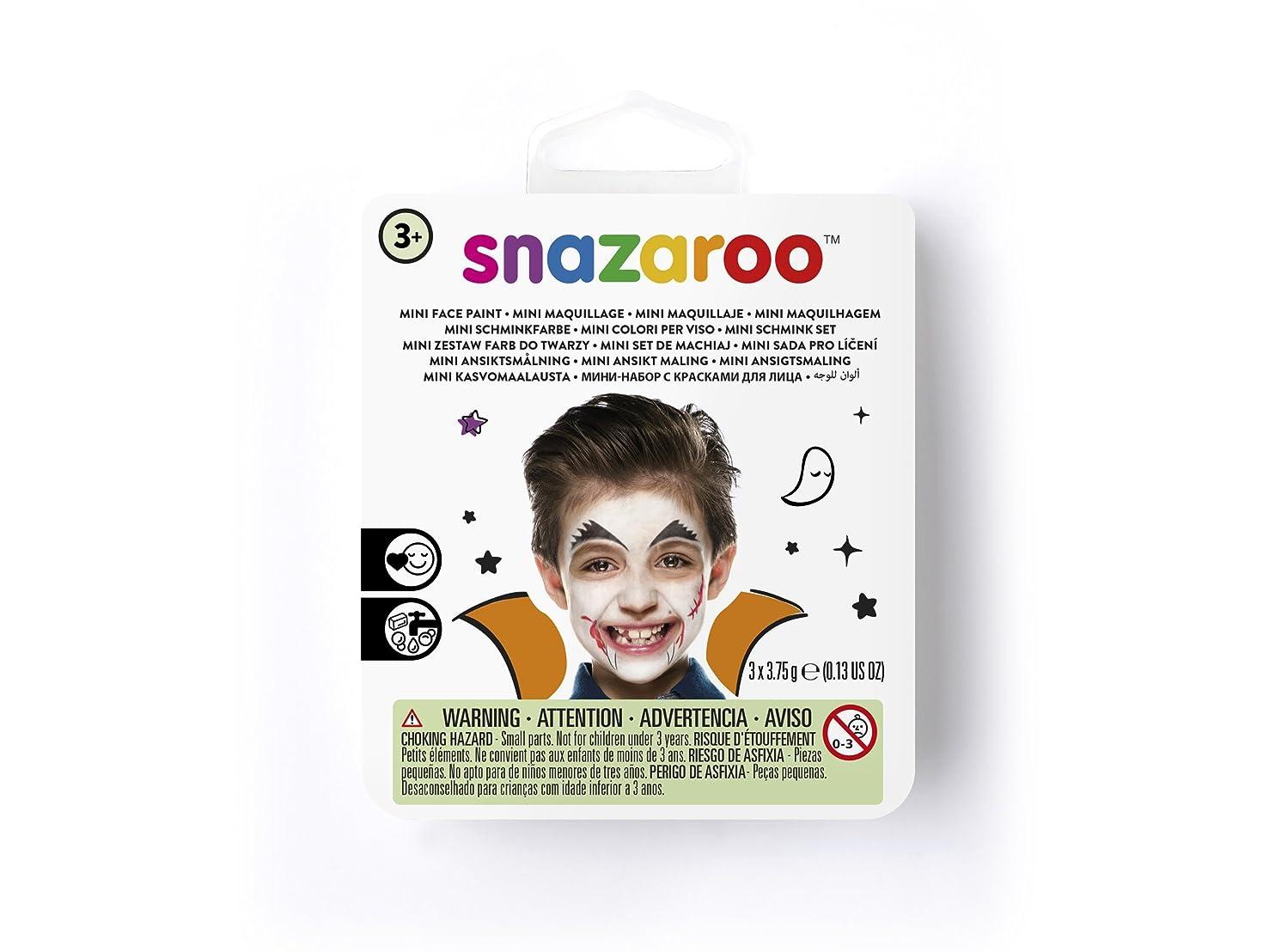 Snazaroo Vampire Face Paint Theme Kit