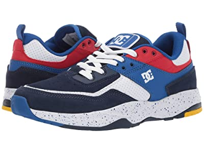 DC E. Tribeka (Black/Blue/Red) Men