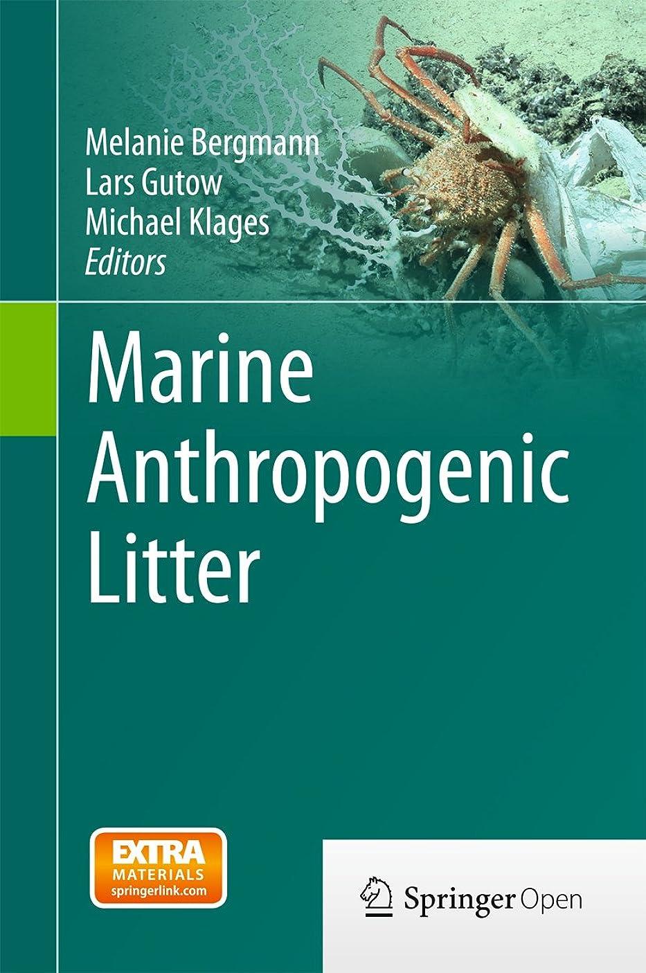 第三篭天窓Marine Anthropogenic Litter (English Edition)