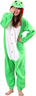 Honeystore Unisex New Animal Cosplay Costume One Pieces Pajamas Halloween