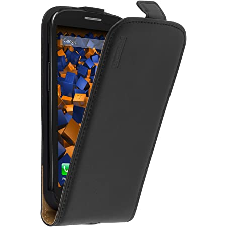 Mumbi Premium Leder Flip Case Für Samsung Galaxy S3 Elektronik