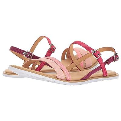 Hunter Original Ticker Tape Sandal (Pink Sand/Panther Pink/Mosse Pink/Brown/White) Women