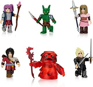 Roblox Action Collection - World Zero Six Figure Pack Includ