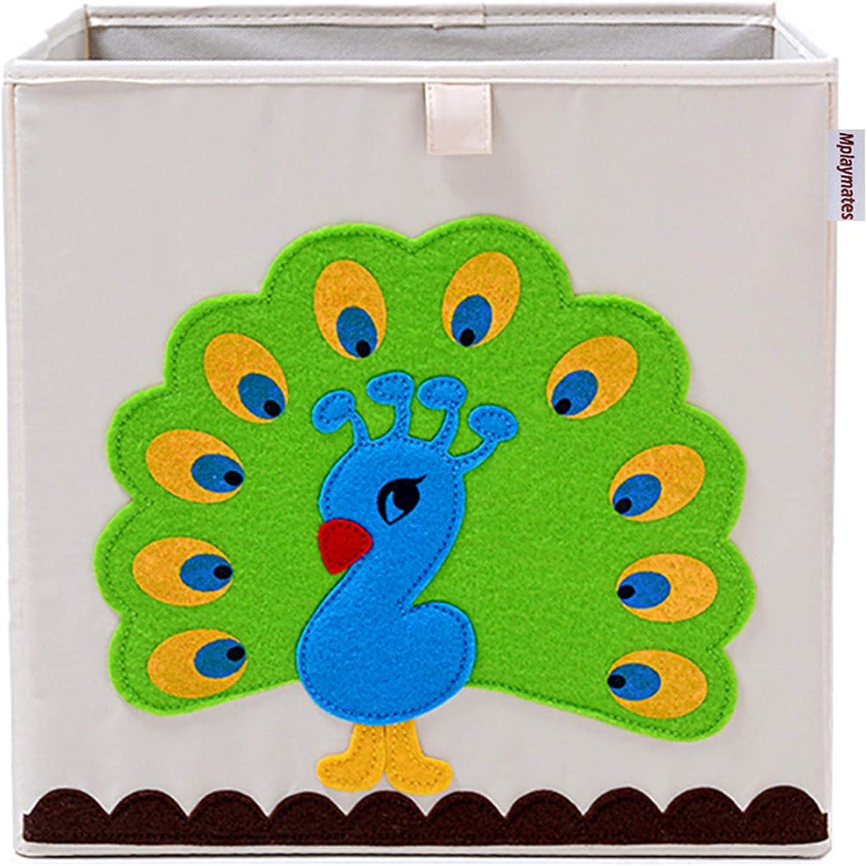 waschbare Spielzeug-Aufbewahrungsbox PRECIS Spielzeugkiste Dinosaurier