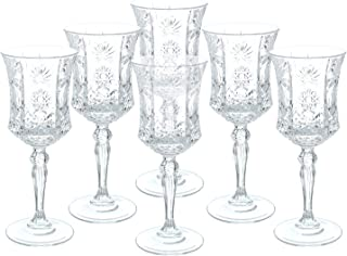 Rcr Goblets & Chalices 6 Pieces - Clear