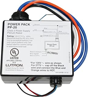 lutron pp 20 dimmer power pack