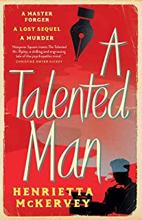 A Talented Man: A gripping suspense novel about a lost sequel to Dracula