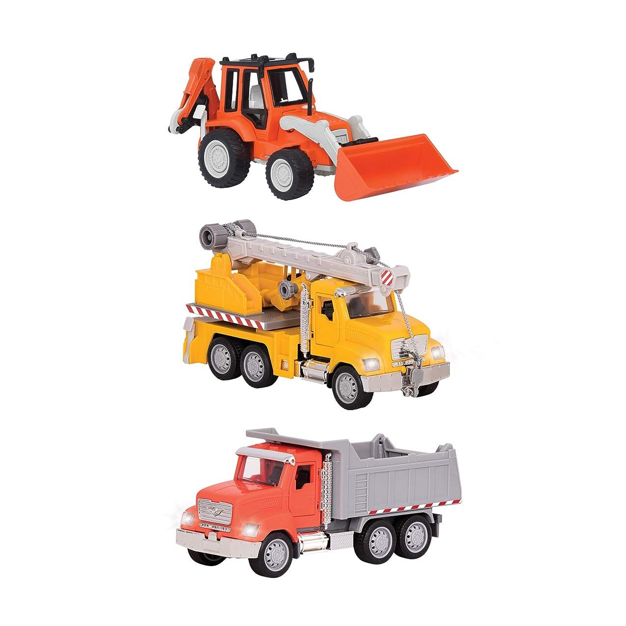腐敗少なくとも避けるドリブン(Driven) Micro Construction Fleet WH1179Z 正規品