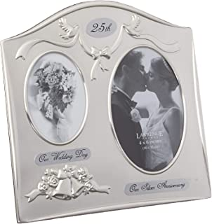 Best 25 anniversary photo frame Reviews